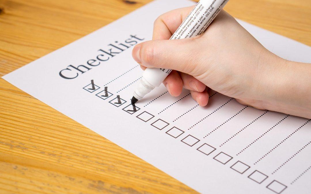Checklist para escolher uma boa franquia de restaurante