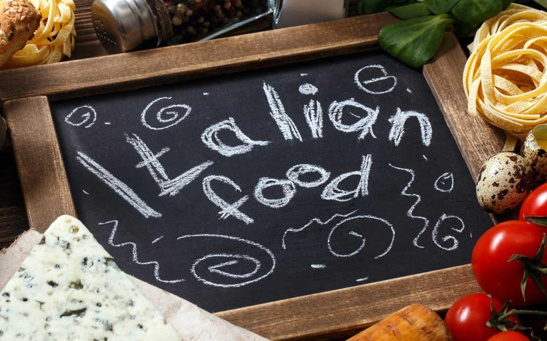 Empreendedor: aposte em uma franquia de culinária italiana.